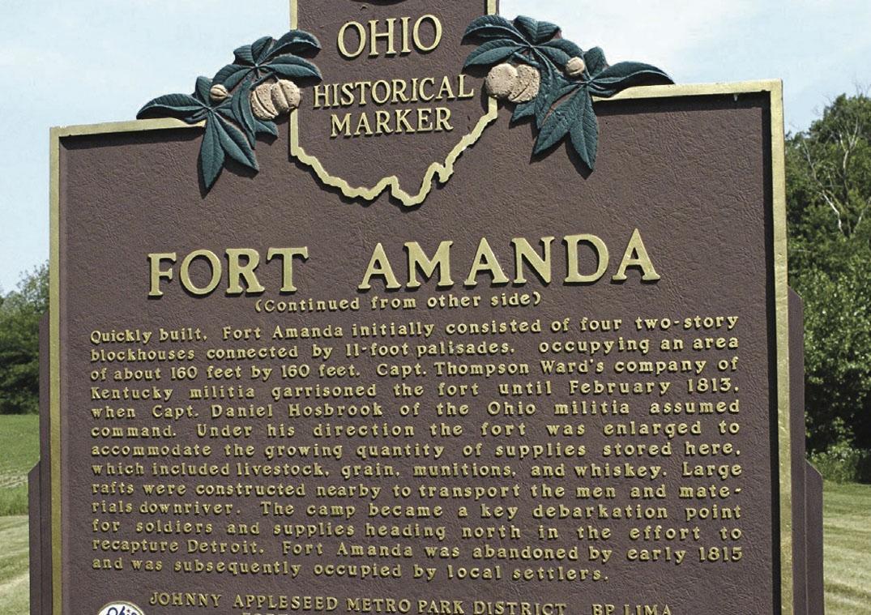 Fort Amanda Memorial Park