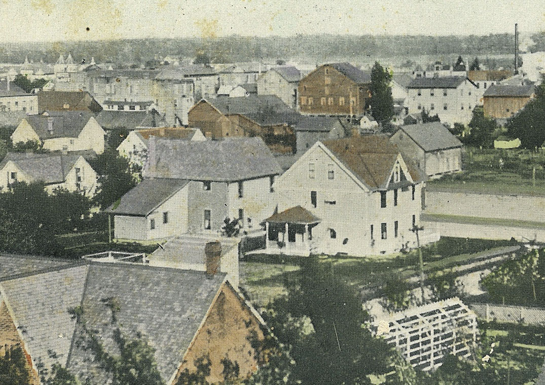 The Luelleman House and Pape House
