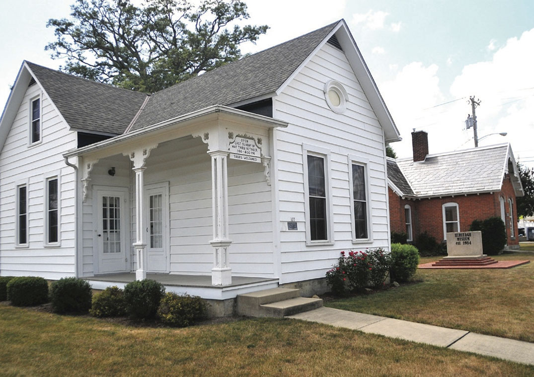 New Knoxville Historical Society